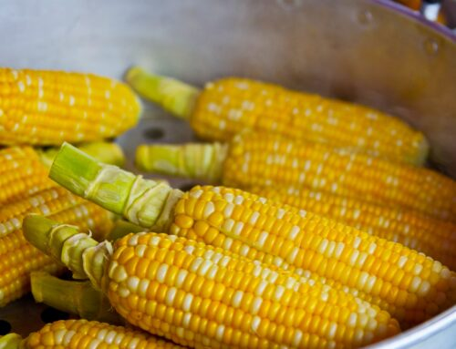 May Tip of the Month: Grilling Corn